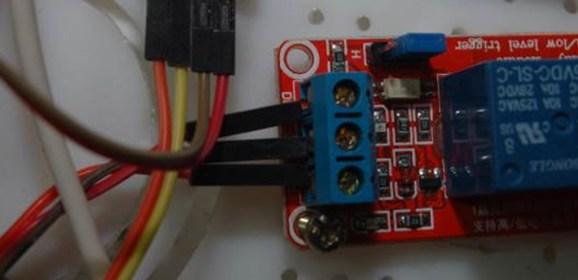 AMEBA透過建構網頁伺服器控制電器開關