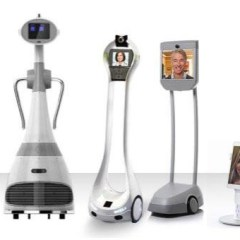 【機器人講堂】遠距臨場機器人,解決分身乏術的困境