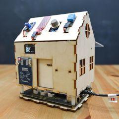 【自造 DIARY】具體而微的 IOT 智慧小屋