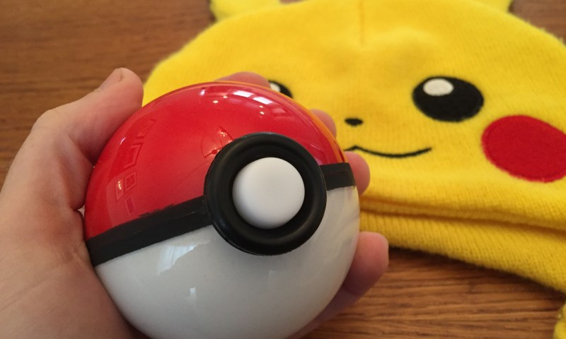 My DIY Pokeball made from $5 in materials.