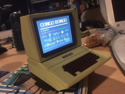 Mini Apple II by Chris Larkin