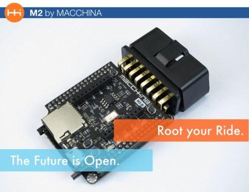 Macchina board