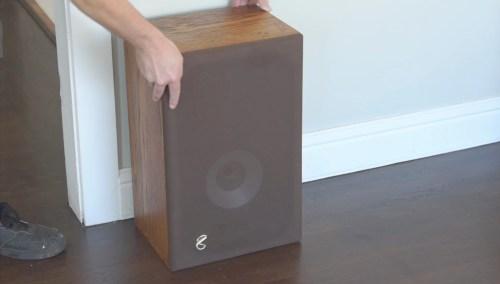 Old Infinity speaker