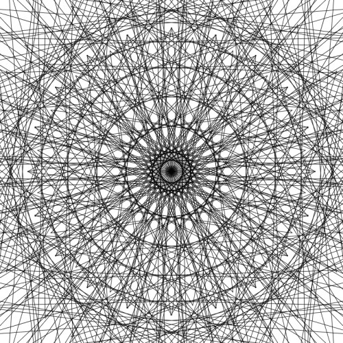 Processing Spirograph