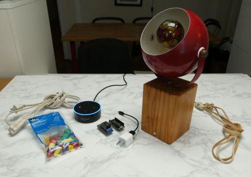 IoT lamp
