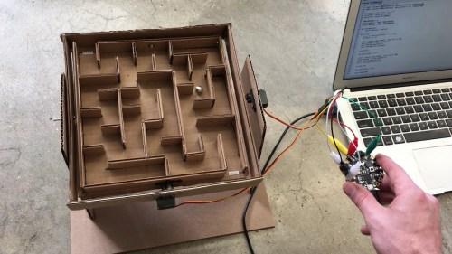 Infinite Keanu [Maker Update #130 *Adafruit Edition*] •Maker Project Lab