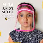 M-19 Jr Shields Made with Extra Care and Soft Edges