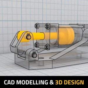 CAD Modelling & 3D Design
