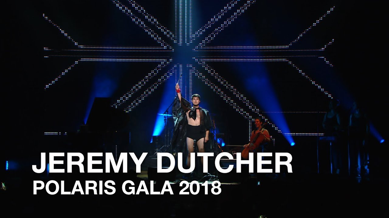 Jeremy Dutcher (LIVE) | Polaris Music Prize Gala 2018