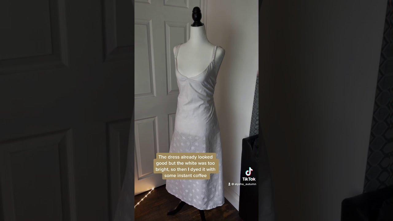Creating the Gone Girl Dress