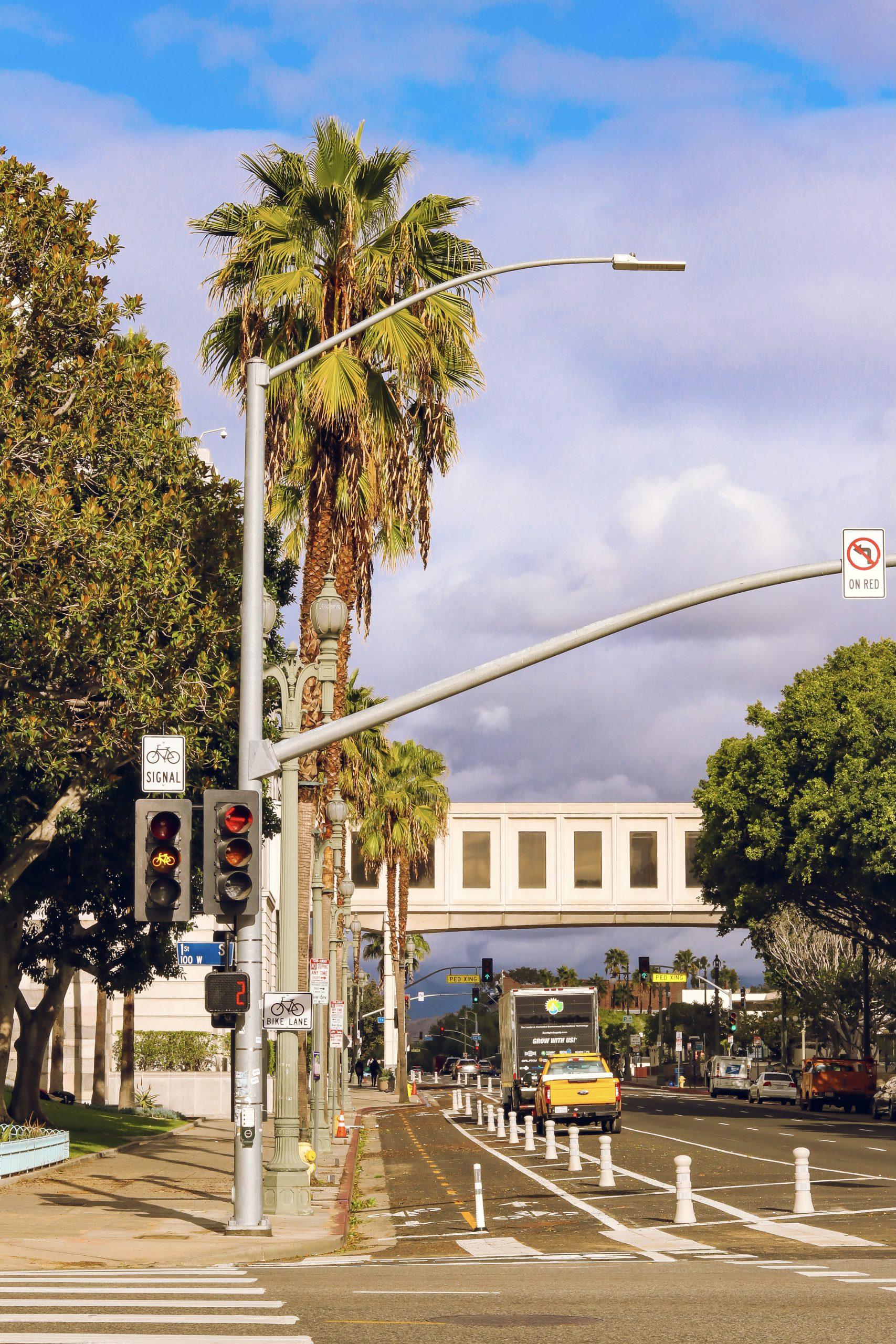 Streetscape, Los Angeles