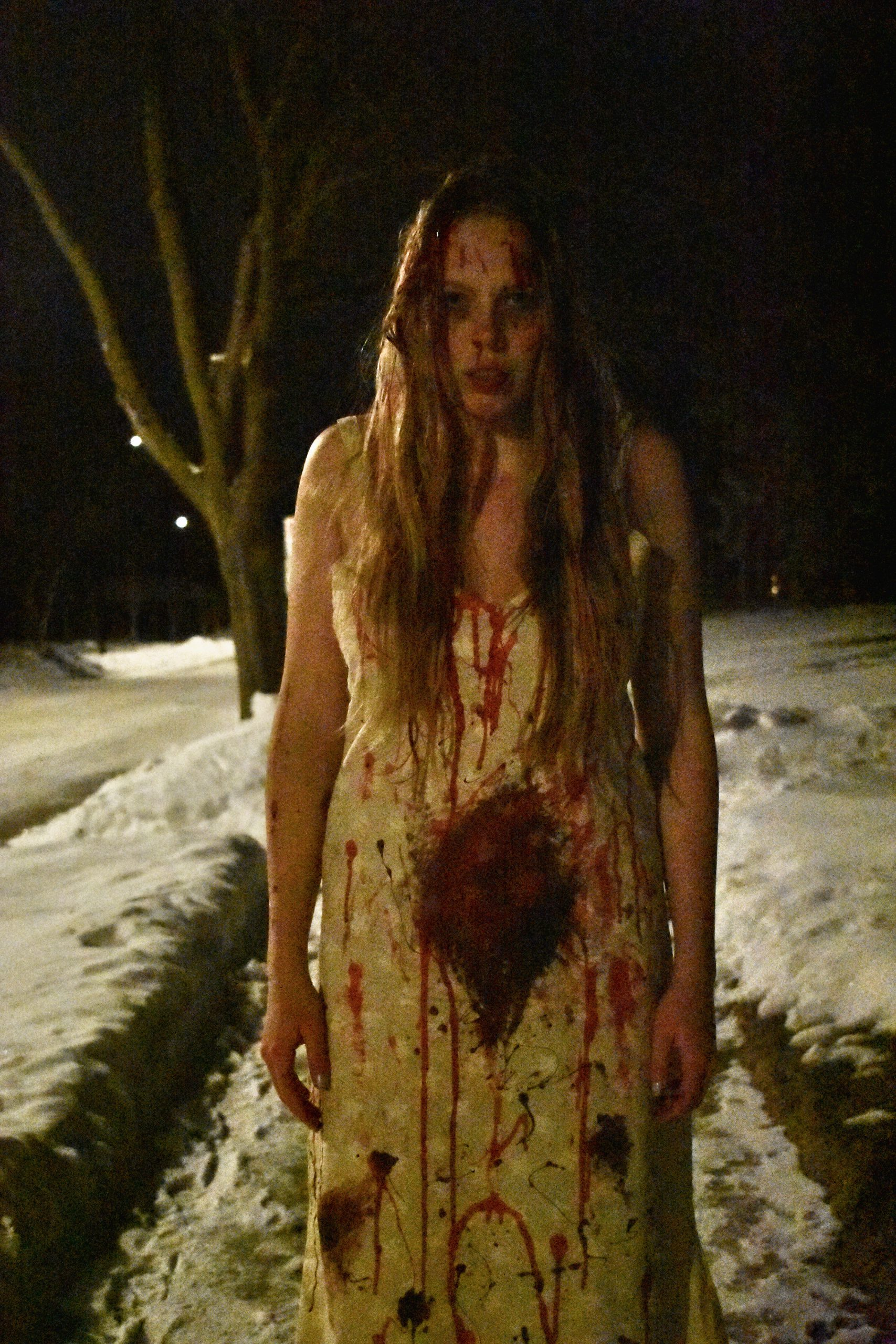 Gone Girl Dress Special Effects Image 2