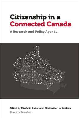 Book Cover: Citizenship in a Connected Canada