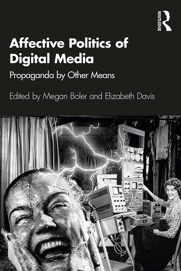 Book Cover: Affective Politics of Digital Media