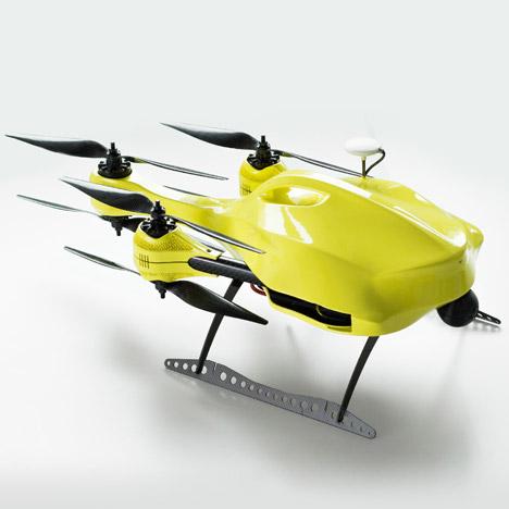 AMBULANCE DRONE AMBULANZA
