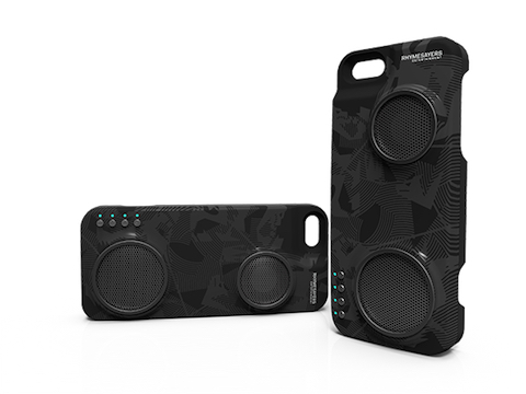 PERI DUO LA COVER PER IPHONE CON CASSE BLUETOOTH E POWER BANK INCORPORATE