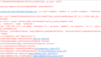 URL Loading in Selenium Webdriver: All about get() and navigate