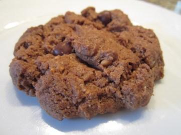 chocolate hazelnut butter almond butter peanut butter cookie by Akwelle Vallis