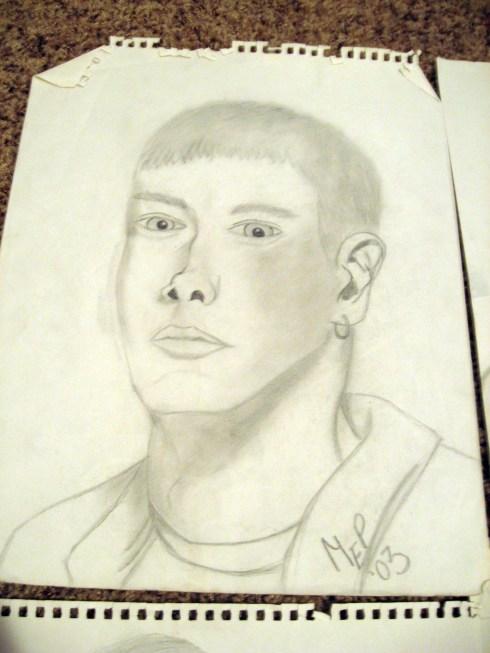 eminem-portrait-drawing