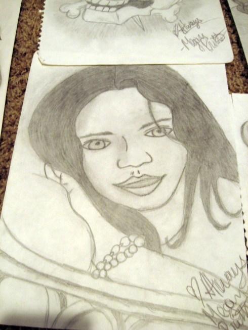 female-portrait-sketch