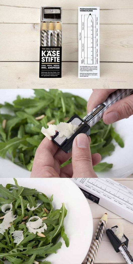 creative cheese shredder