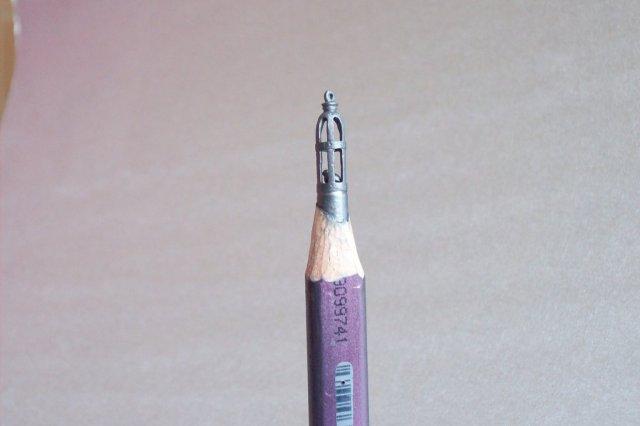 Pencil Sculptures by Ágoston Birtalan