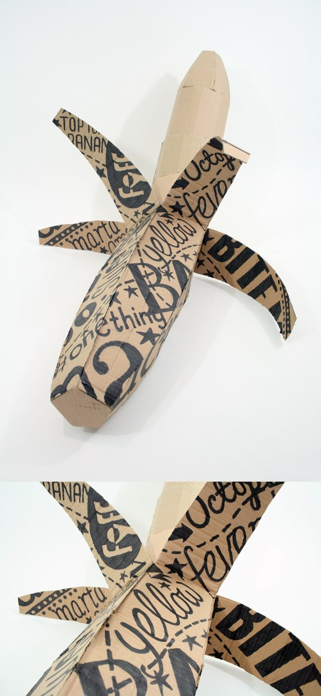 banana graffiti #onething