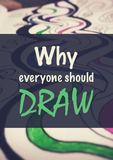 Why everyone should draw