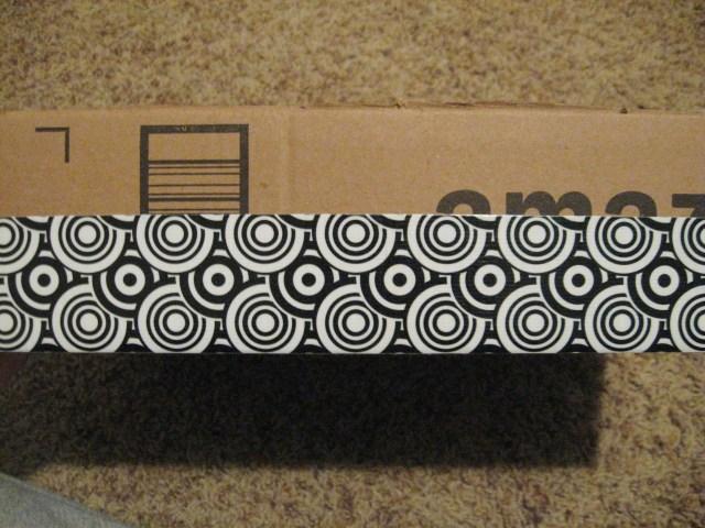 Duct Tape decorated storage box