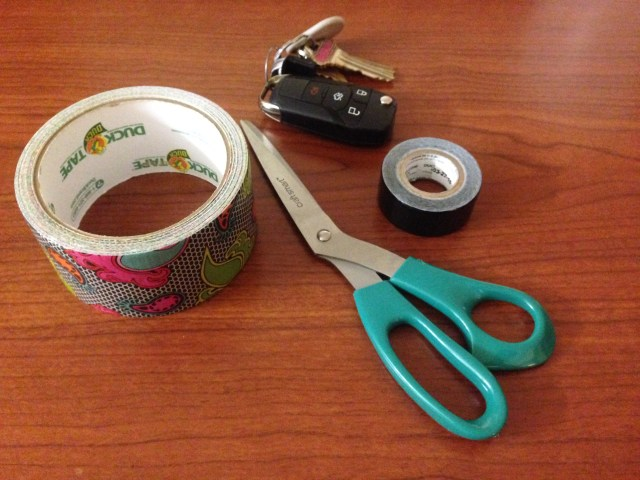 make your own lanyard materials