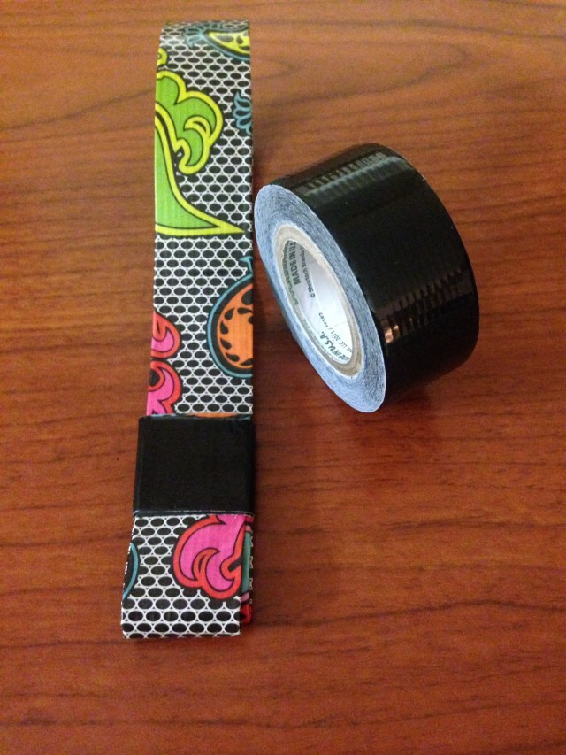 diy lanyard from duck tape