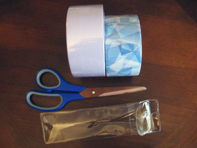 diy pencil case materials