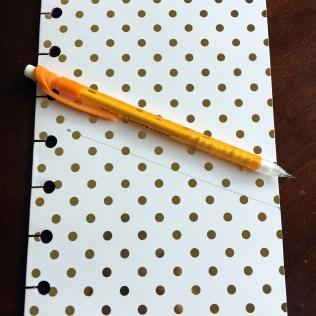 measure front end of folder