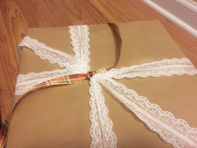 bow tying
