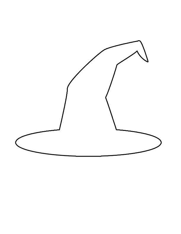 witch-hat-template