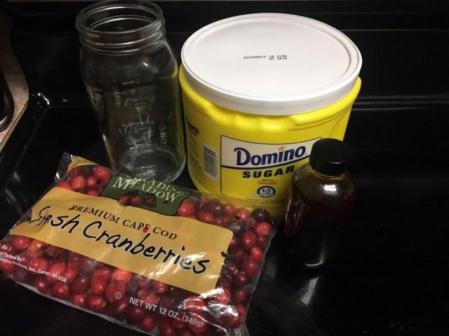 cranberry vodka supplies
