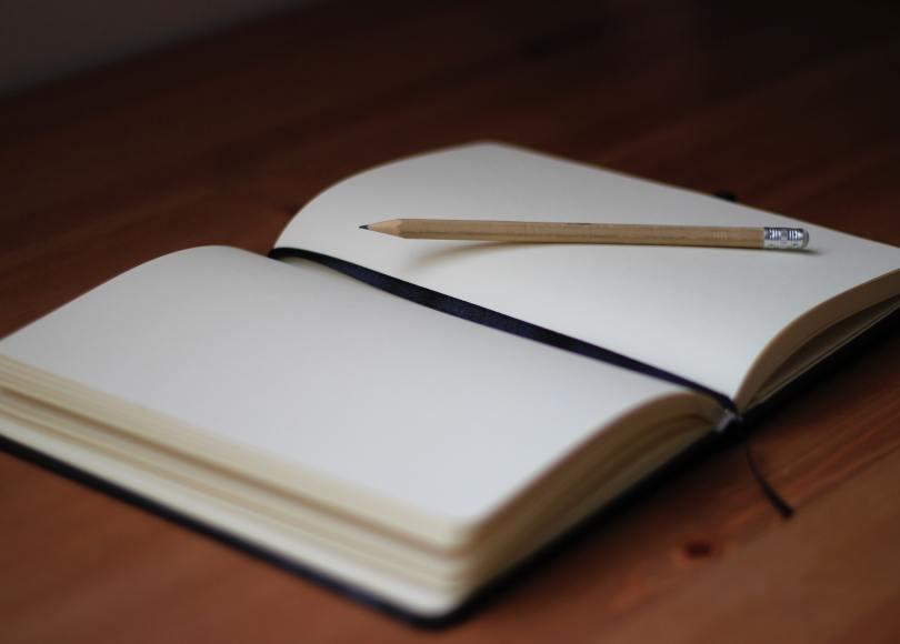 Journaling, Photo by Jan Kahánek on Unsplash