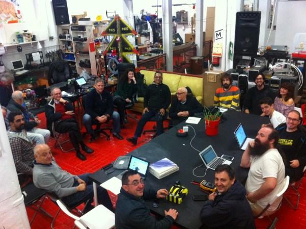 Reunión socios 15 Dic 2015