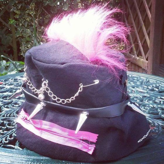 punk hat