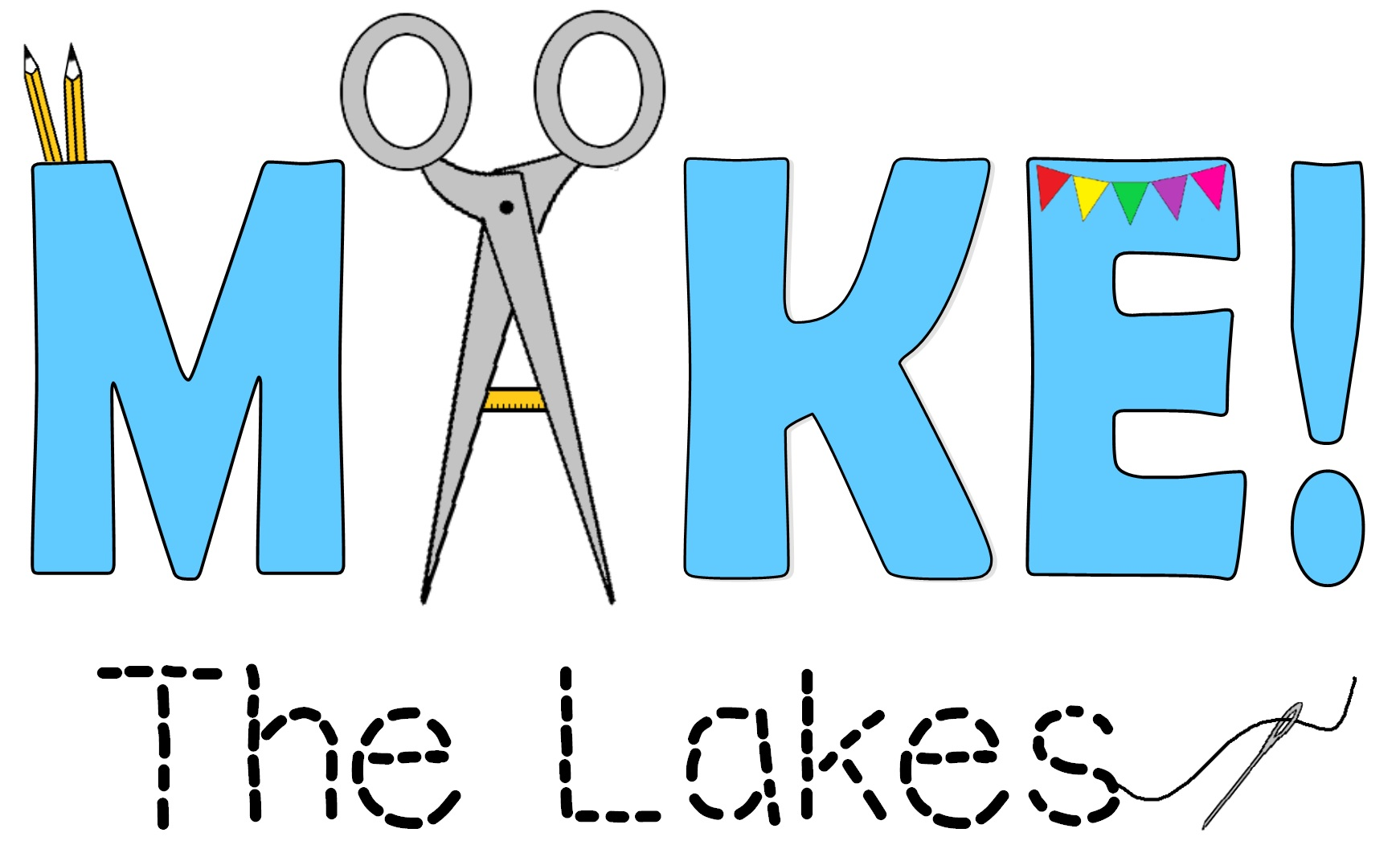 Escape and Create with MAKE! The Lakes