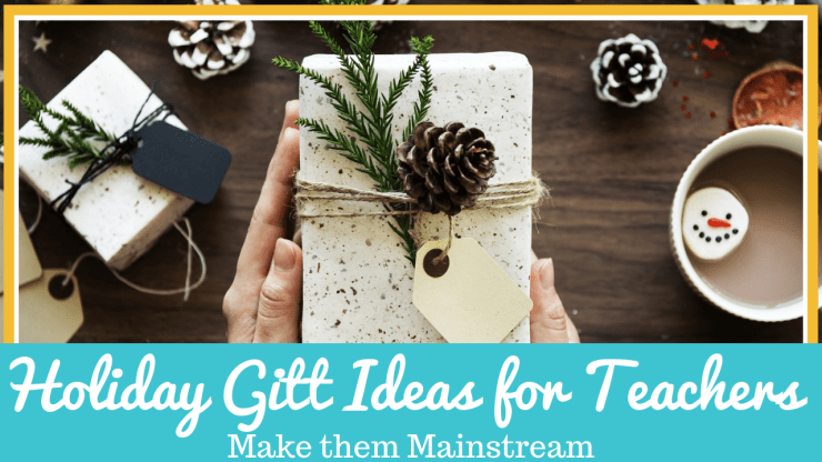 Holiday Gift Ideas for Teachers - STEM Gifts | Make them