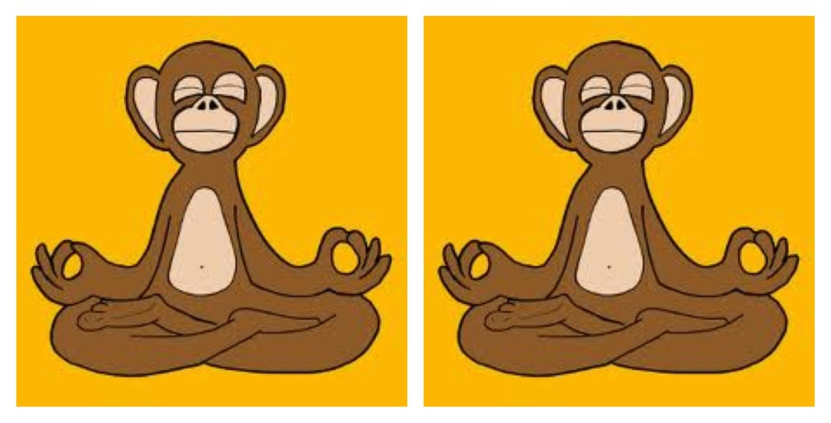 Day 18: Monkey mind