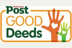 Nottm Post Good Deeds
