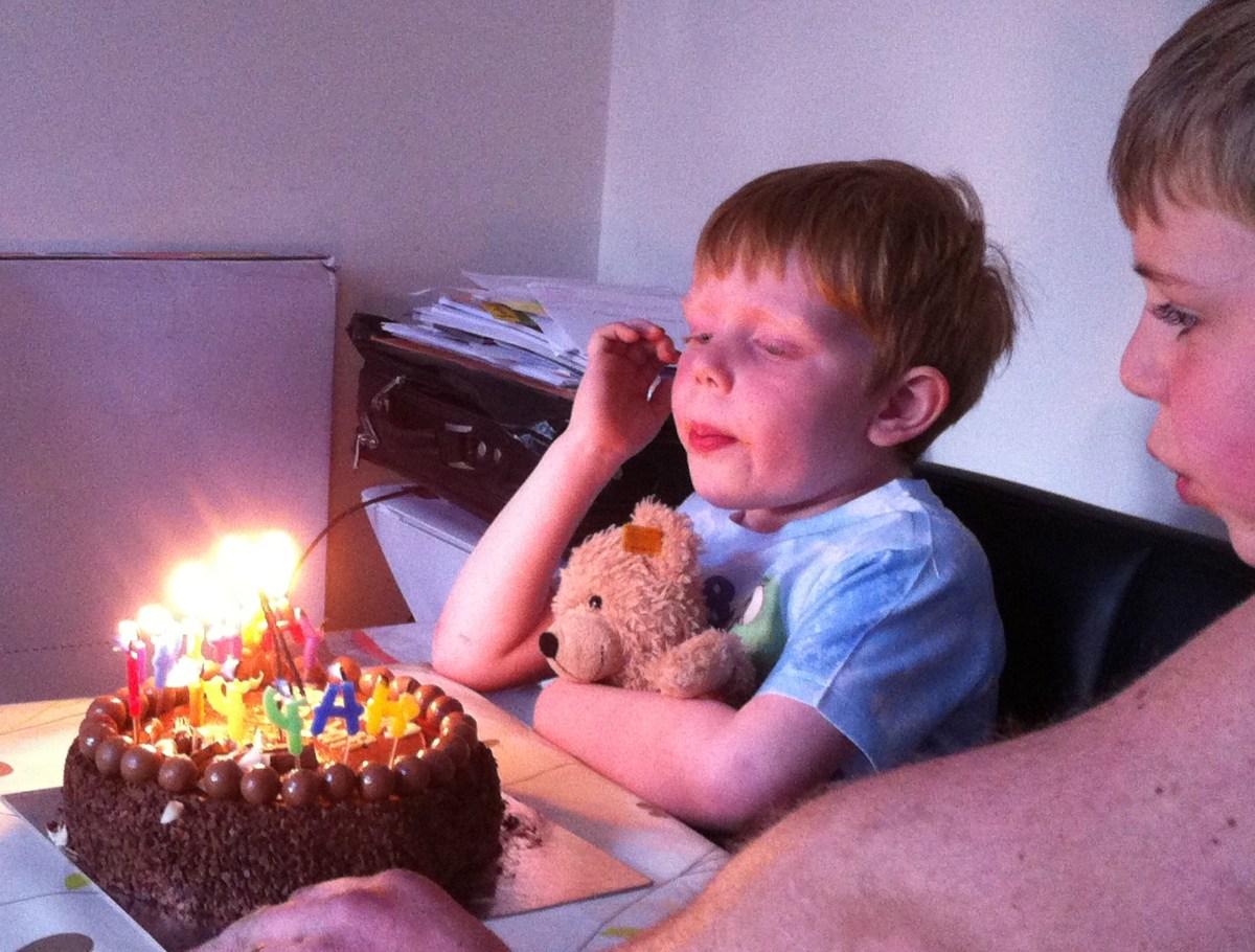 More days of happy: Celebrating Thomas