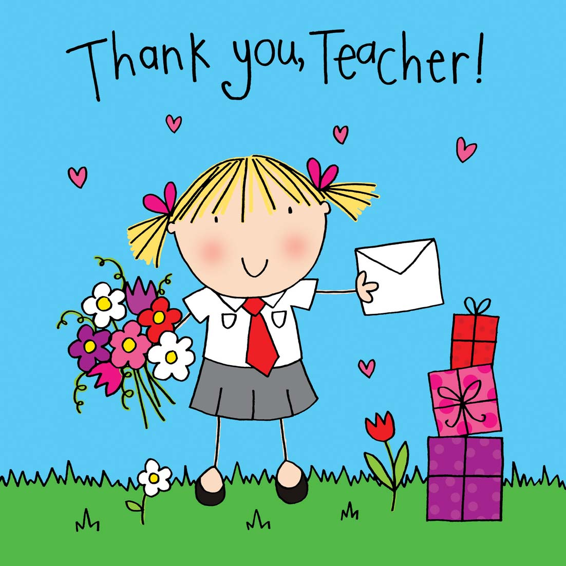 Act of kindness #22: Thank you, Teacher!