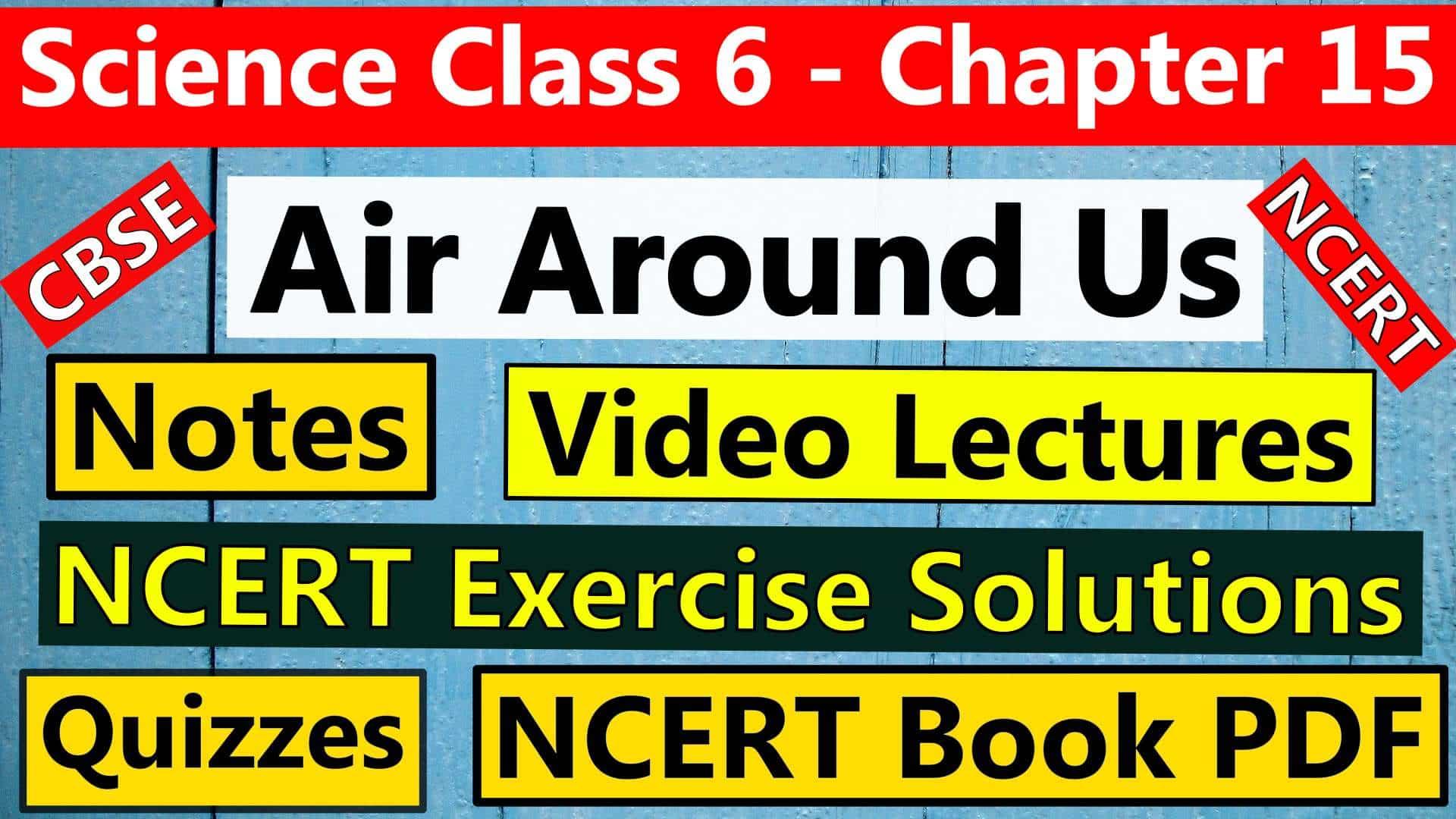 Cbse Science Class 6