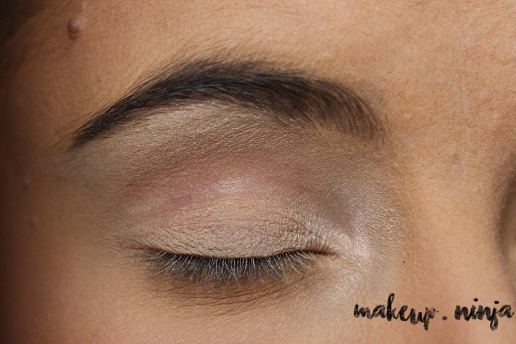 Neutral Smokey Eye Look with Orange Eyeshadow - Step 3