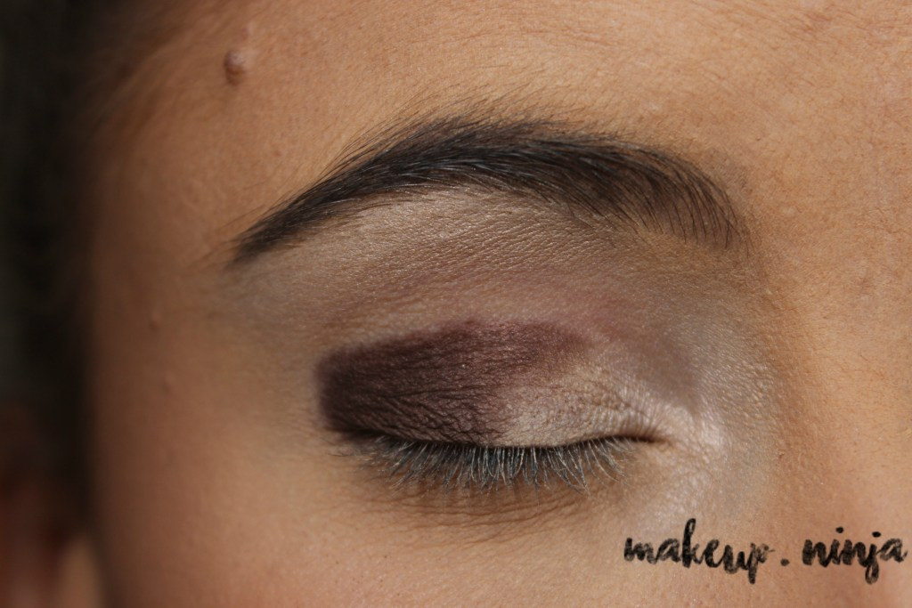 Neutral Smokey Eye Look with Orange Eyeshadow - Step 4