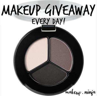 makeup giveaway every day at makeup ninja