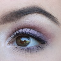 Lilac Eyeshadow Tutorial for Spring